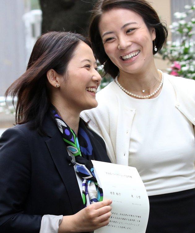 Asian lesbian experience